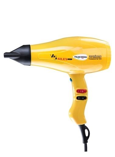 Ventoso V5 Silex 5000 Profesyonel Fön Mak. Sarı